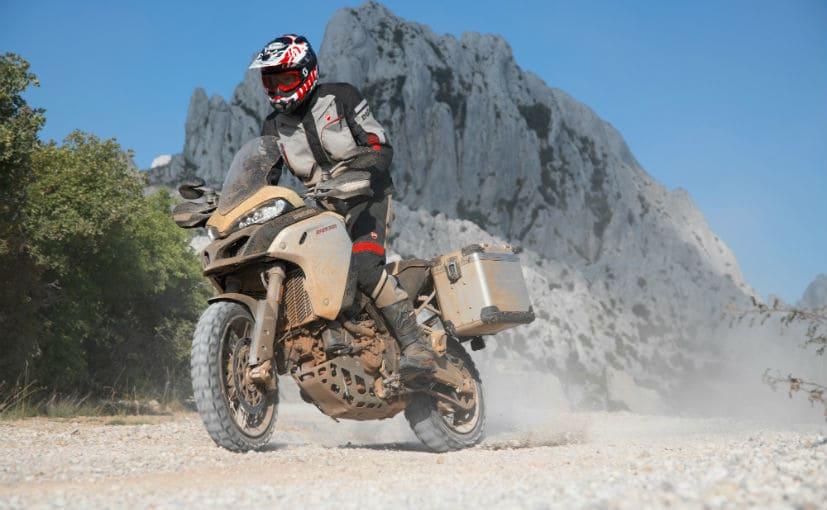 Ducati-Multistrada-1260-Enduro-2 Ducati Multistrada 1260 Enduro a primit imbunatatiri notabile