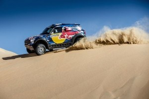 Abu-Dhabi-Desert-Challenge-4-300x200 Două echipaje MINI ALL4 Racing pe podium la Abu Dhabi Desert Challenge