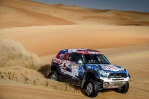 Abu-Dhabi-Desert-Challenge-5-300x200 Două echipaje MINI ALL4 Racing pe podium la Abu Dhabi Desert Challenge