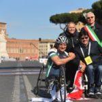 Alessandro-Zanardi-Roma-1-150x150 Ambasadorul BMW Alessandro Zanardi a câştigat Maratonul de la Roma