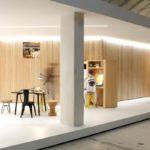 MINI-LIVING-1-150x150 'Utilizarea creativă a spaţiului', principiul central al mărcii MINI