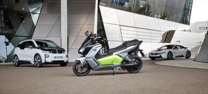 P90229590_highRes_the-new-bmw-c-evolut-728x331 În 2016, BMW Motorrad a obţinut al şaselea record consecutiv al vânzărilor din istoria sa