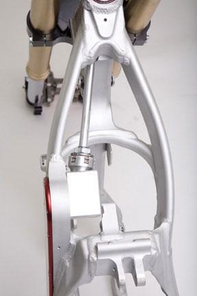 cadru Motociclete cu tracțiune integrală