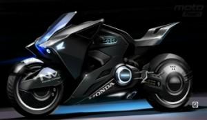 3988-300x174 O Honda futuristică pentru Ghost in the Shell (video)