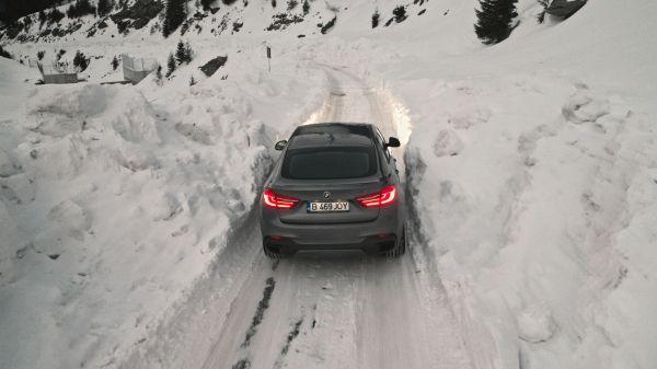 P90249736_lowRes_frozen-romania-02-20 Cu BMW X6 în căutarea filmării perfecte (video)