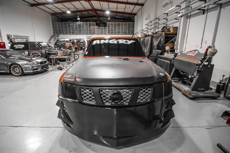 Nissan-Patrol-AAP-Qatar-spoiler-fata-carbon Cele mai rapide SUV-uri din lume...