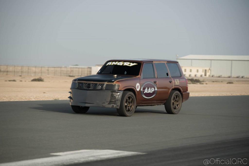 Patrol-AAP-1024x684 Cele mai rapide SUV-uri din lume...