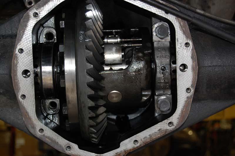 G80-axle-gear-houwing Alegerea raportului de transmisie optim pentru masina dvs. 4x4