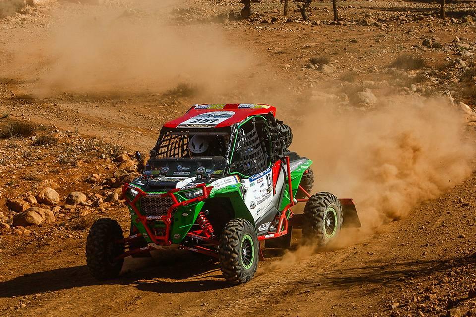 Transcarpatic Ziua 5- Africa Eco Race – The Race to Dakar
