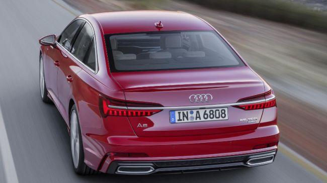 audi-a6-spate Audi a prezentat noul A6