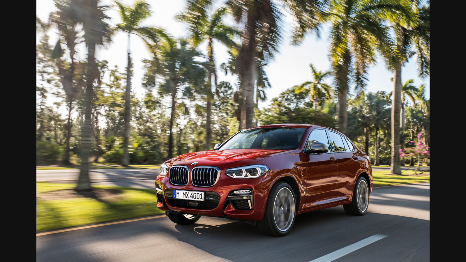 bmwx416 Primele imagini si informatii oficiale cu noul BMW X4