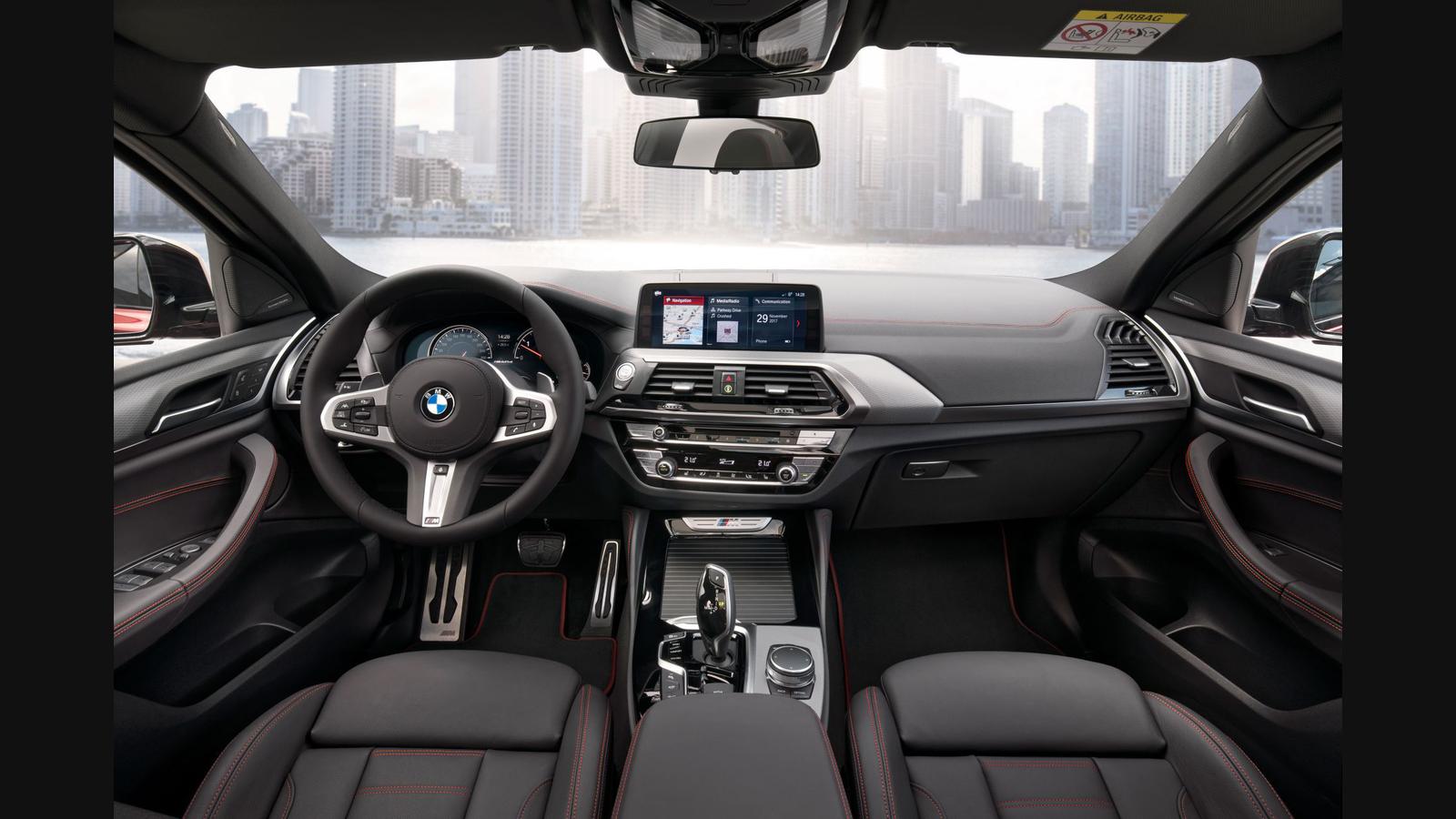 bmwx450 Primele imagini si informatii oficiale cu noul BMW X4