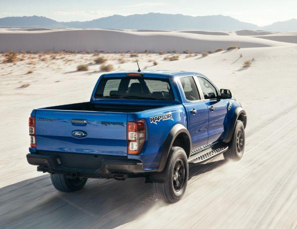 ford-ranger-raptor-spate Noul Ford Ranger Raptor vine cu 210 cai putere si o suspensie off-road