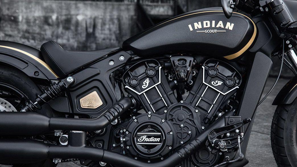 2018-jack-daniels-gallery-17 Noua motocicleta Jack Daniel's Limited Edition Indian Scout Bobber s-a vandut  in mai putin de 10 minute.