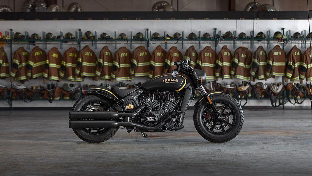 2018-jack-daniels-gallery-2 Noua motocicleta Jack Daniel's Limited Edition Indian Scout Bobber s-a vandut  in mai putin de 10 minute.