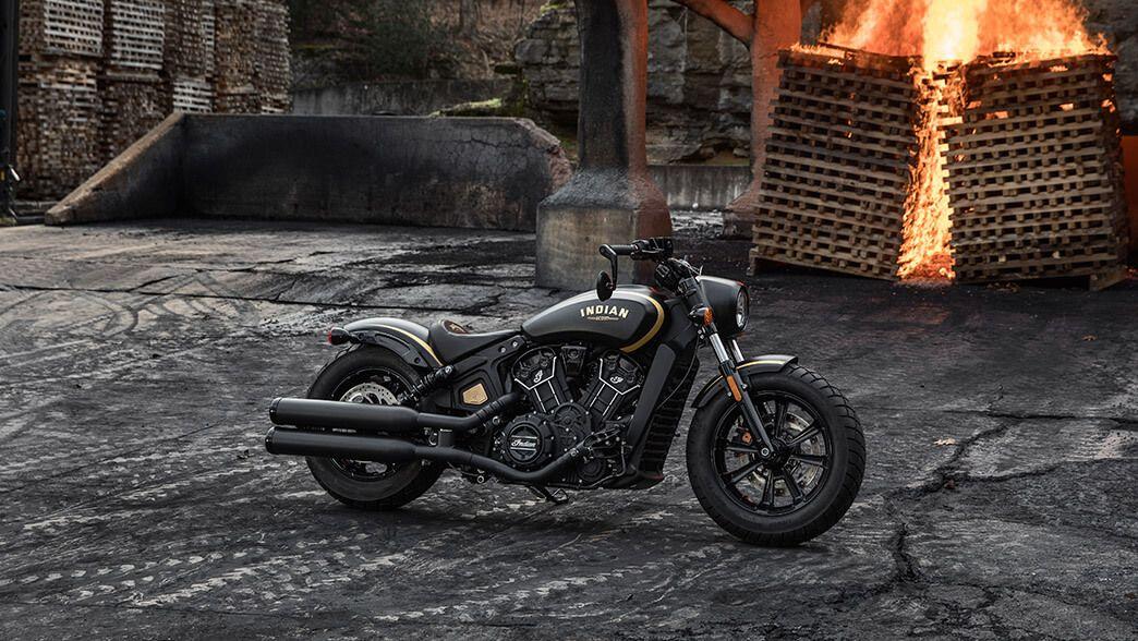 2018-jack-daniels-gallery-3 Noua motocicleta Jack Daniel's Limited Edition Indian Scout Bobber s-a vandut  in mai putin de 10 minute.