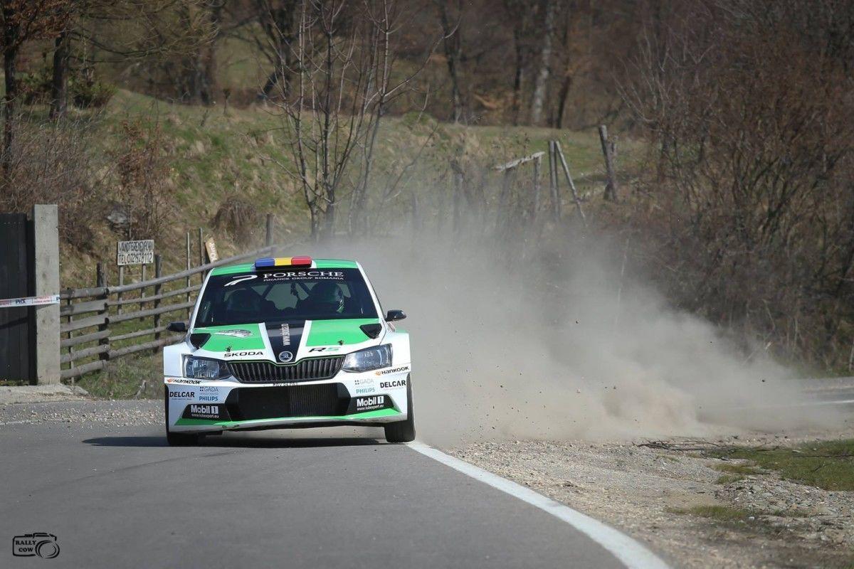 Dan-Girtofan Se joacă cu casa închisă! 90 de echipaje vor lua startul în Tess Rally Brașov 2018