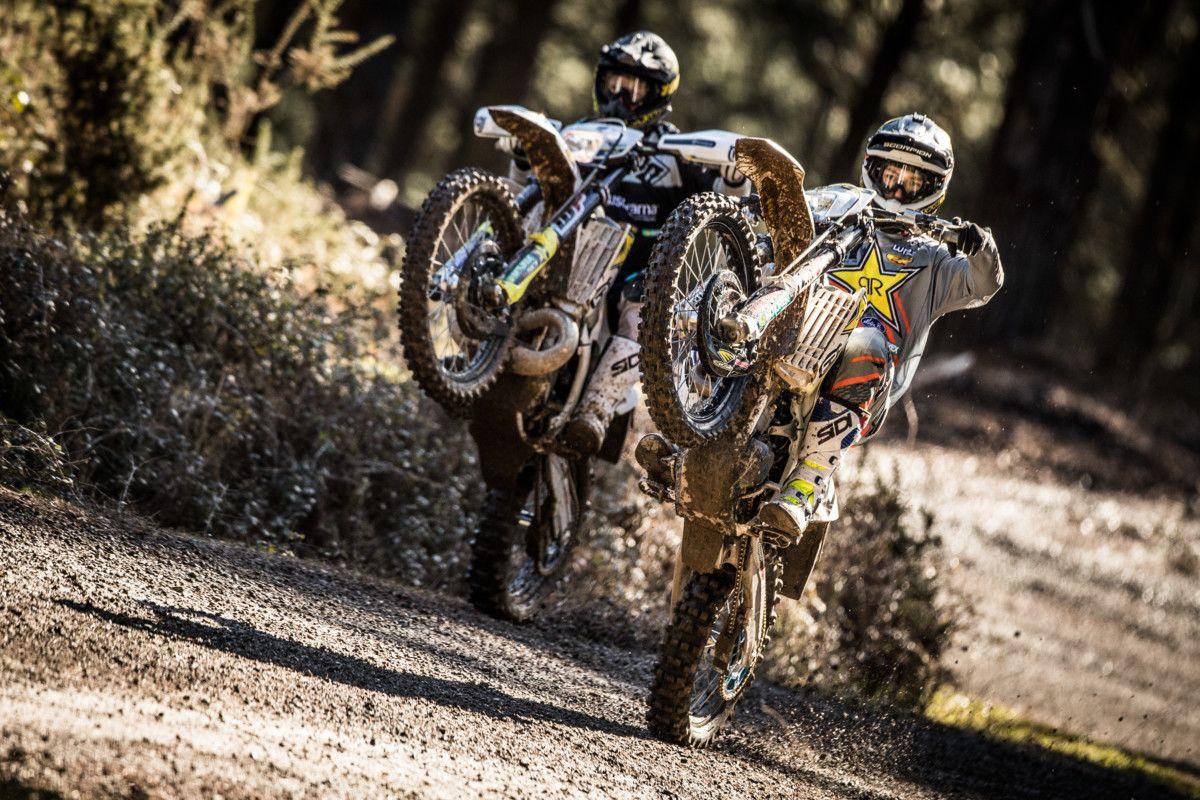 Rockstar-Energy-Husqvarna-Factory-Racing-Enduro-Team-1 Imagini si video oficiale - Echipa de enduro 2018 Rockstar Energy Husqvarna Factory Racing Enduro Team