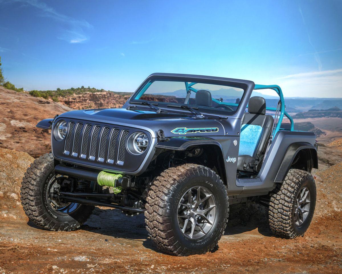 180321_Jeep_4speed_Concept Noi imagini din cadrul Easter Jeep Safari care ne prezinta in amanunt noile concepte Jeep