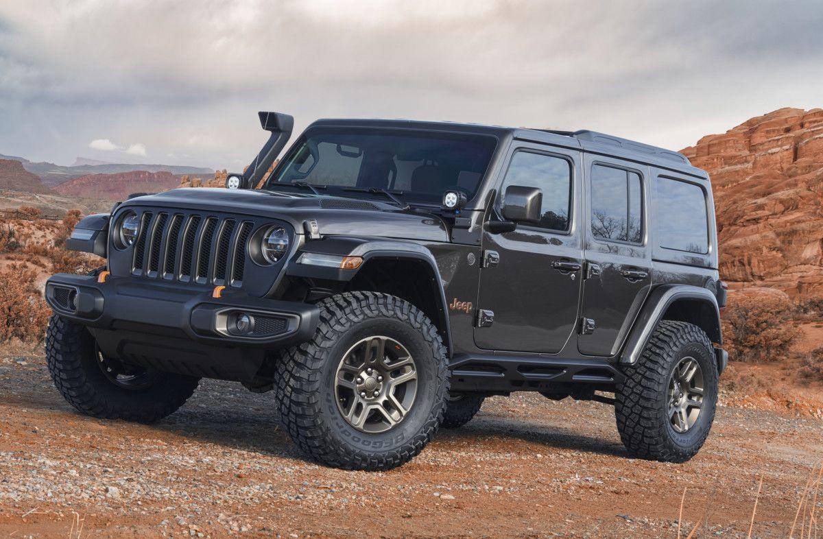180321_Jeep_J-Wagon_Concept Noi imagini din cadrul Easter Jeep Safari care ne prezinta in amanunt noile concepte Jeep