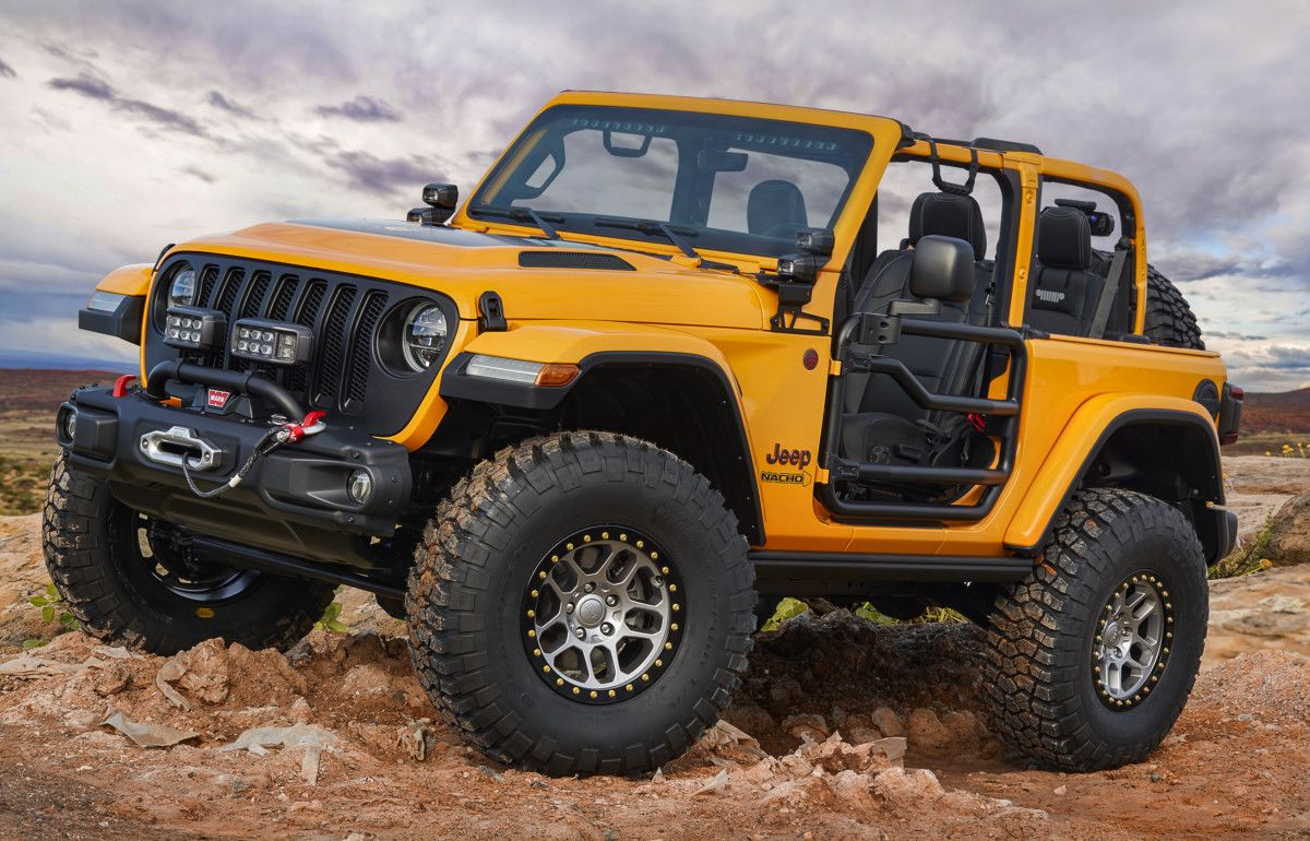 180321_Jeep_Naco_Jeep_Concept Noi imagini din cadrul Easter Jeep Safari care ne prezinta in amanunt noile concepte Jeep