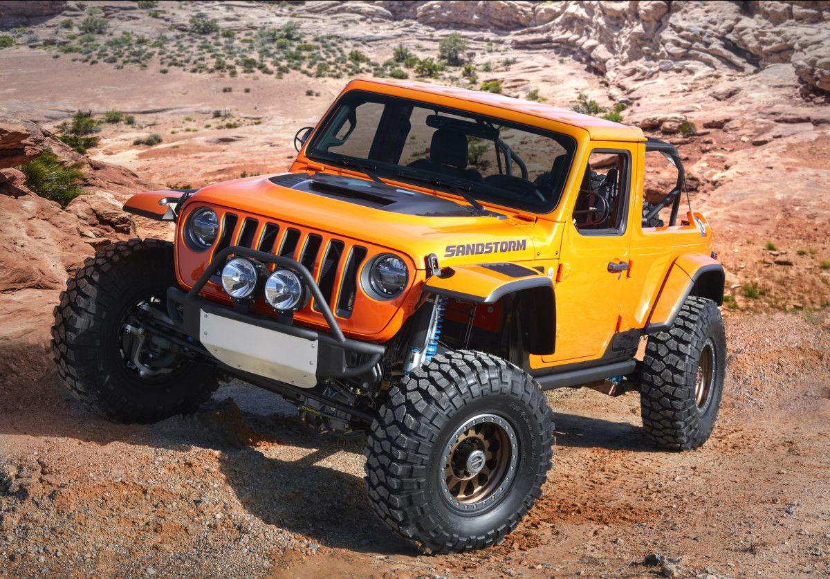 180321_Jeep_Sandsorm_Concept Noi imagini din cadrul Easter Jeep Safari care ne prezinta in amanunt noile concepte Jeep