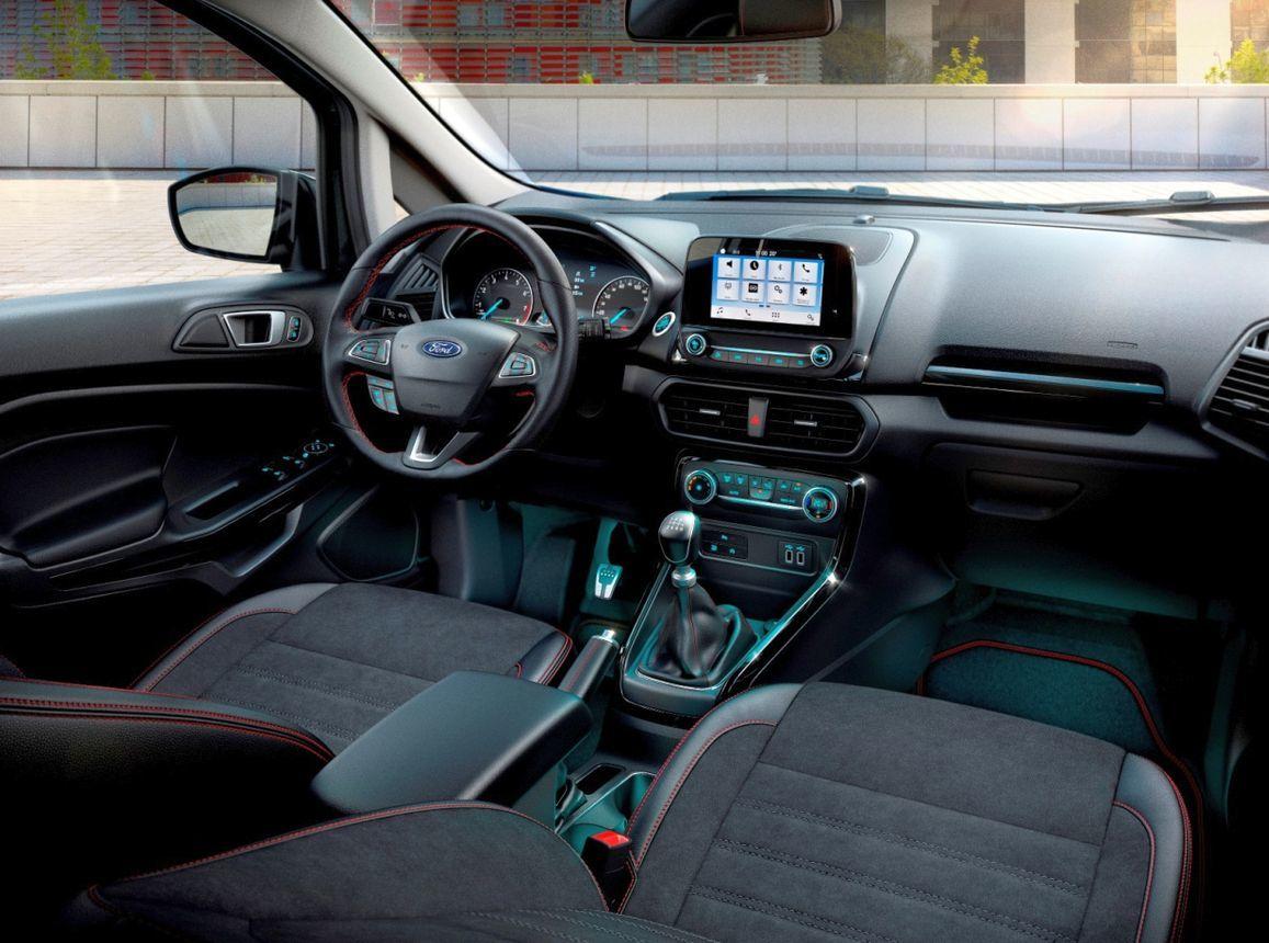 eco3 Ford EcoSport, la mare cautare