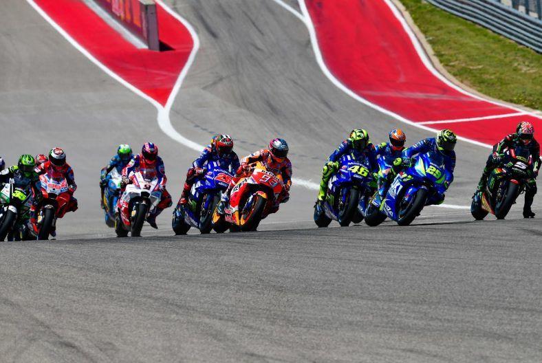 motogp2-1 MotoGP: Marc Marquez a castigat cursa din Texas