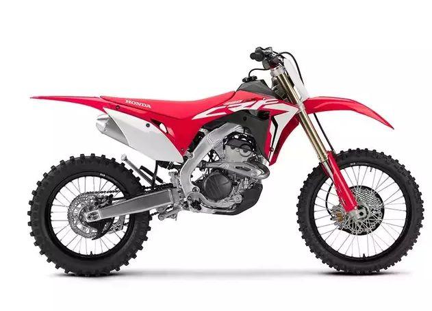 250r Honda a prezentat noua gama de motociclete pentru off-road