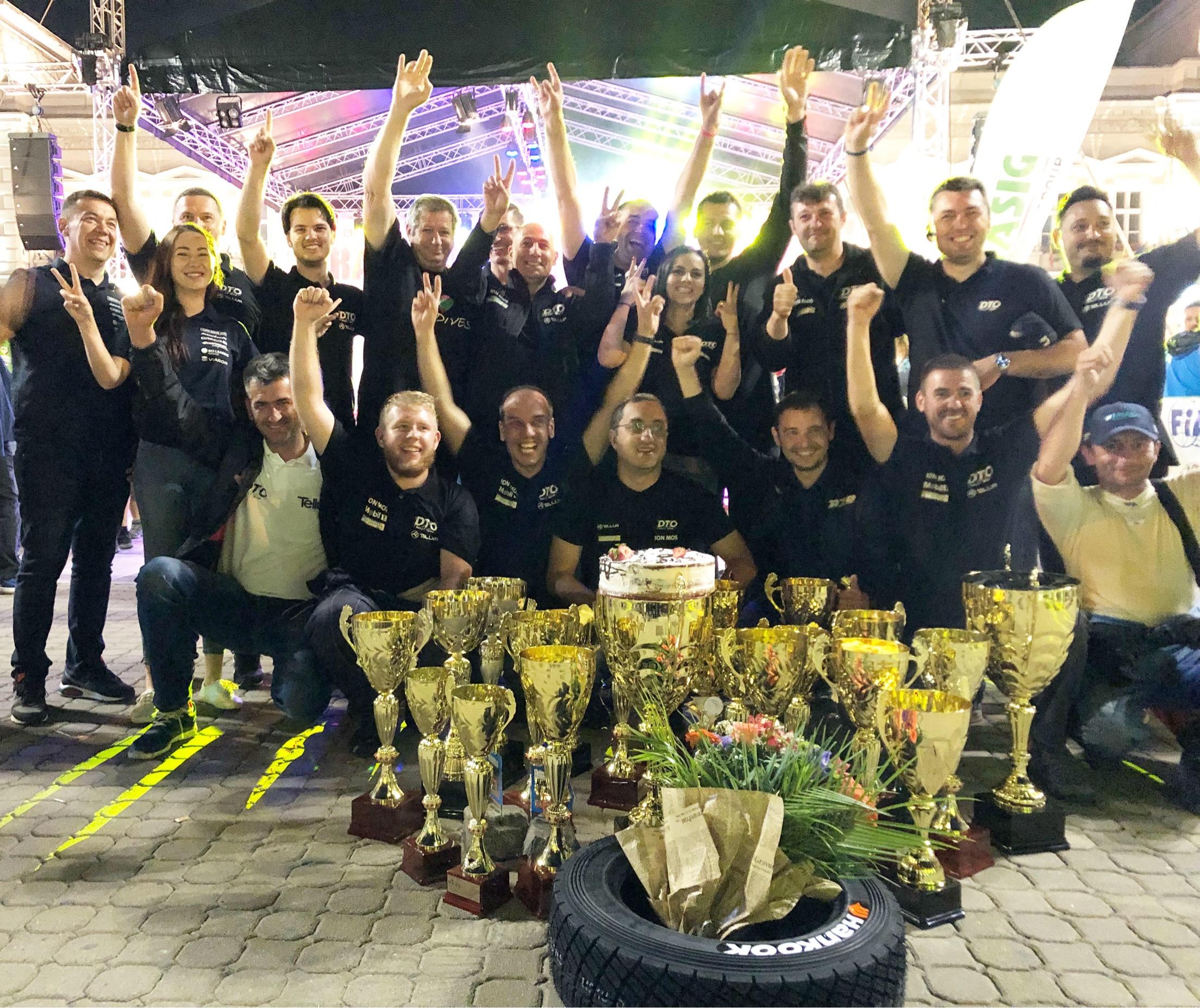 36CD5679-1B9F-41D8-B408-4E109A8B8343 Vali Porcișteanu și DTO Tellur Rally Team au găsit în Vest pepitele succesului
