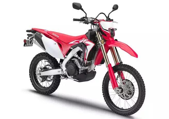 450-L Honda a prezentat noua gama de motociclete pentru off-road