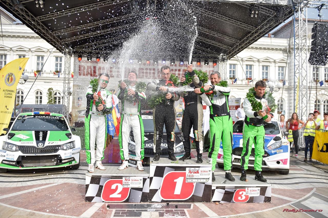 9038F603-754E-4563-89ED-3FC56FE37656 Vali Porcișteanu și DTO Tellur Rally Team au găsit în Vest pepitele succesului