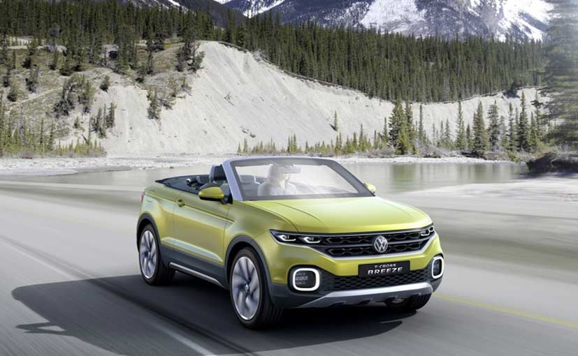 breeze Volkswagen va lansa un rival pentru Dacia Duster