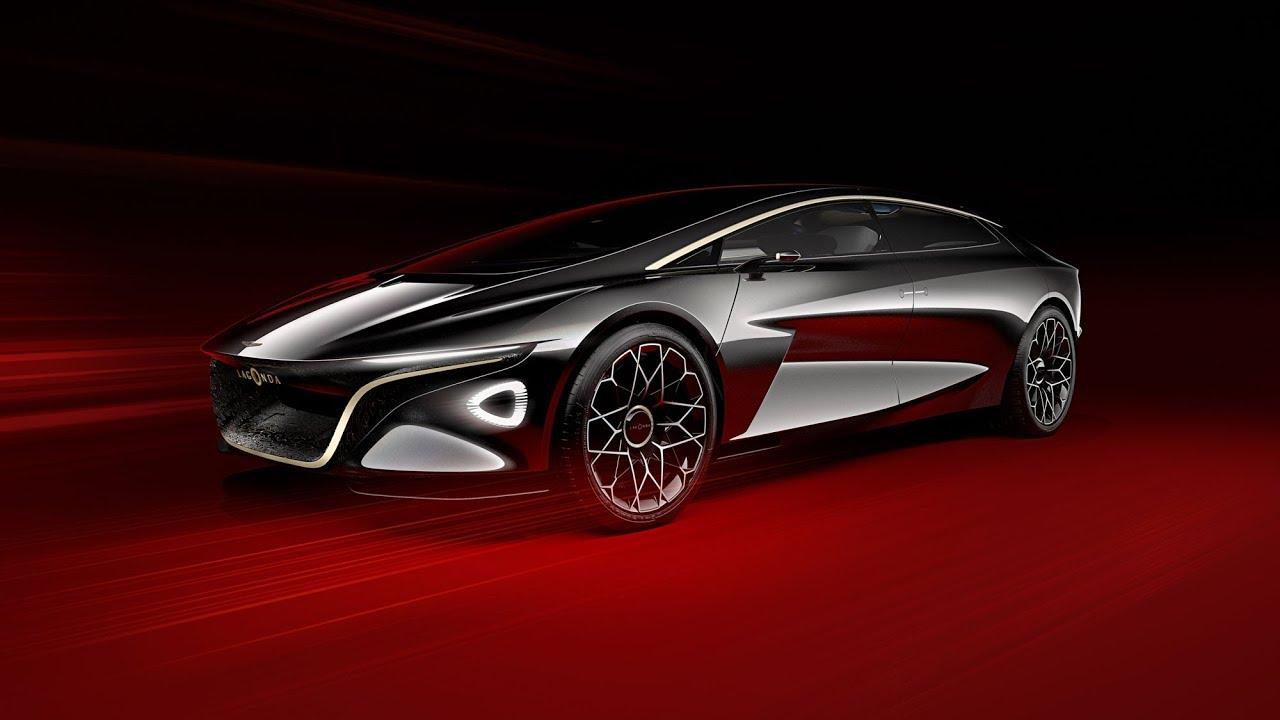 lagonda-vision Aston Martin va lansa un SUV electric