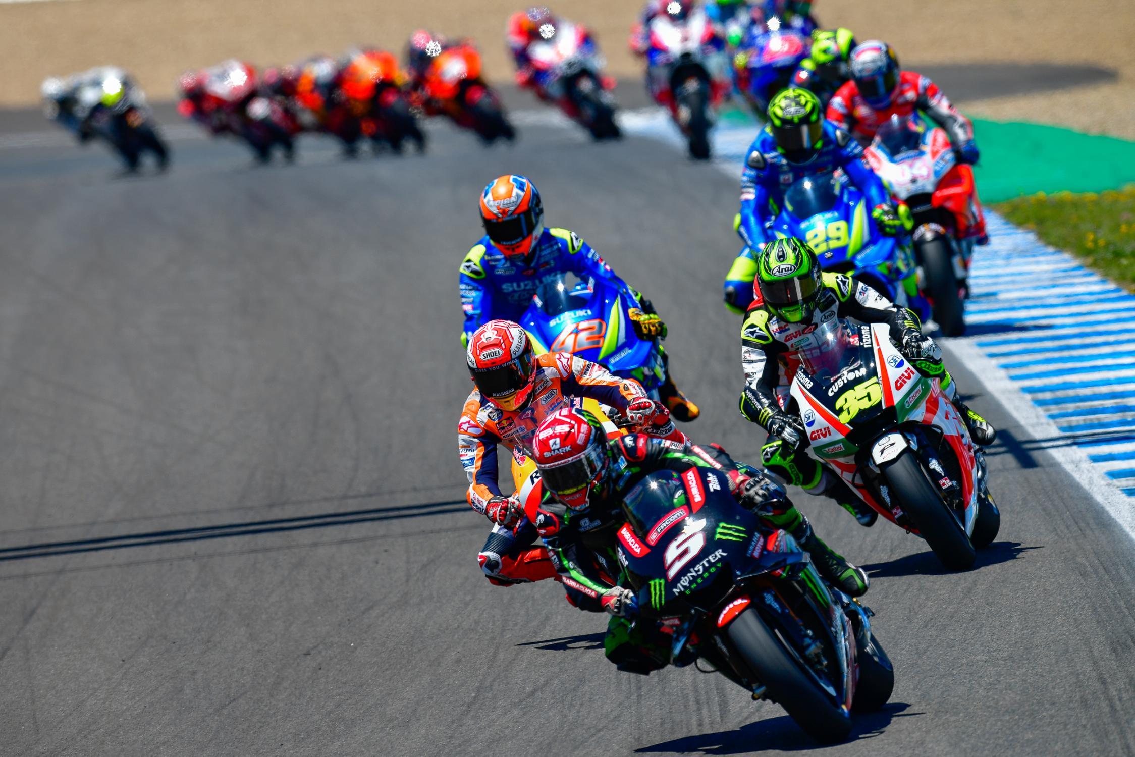 motogp6 MotoGP 2018, la jumatatea sezonului: Rezultate, clasament si program