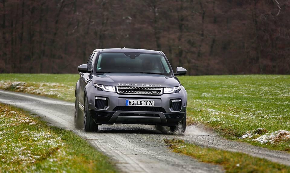 range-rover-evoque Care sunt diferentele dintre un SUV si un XUV