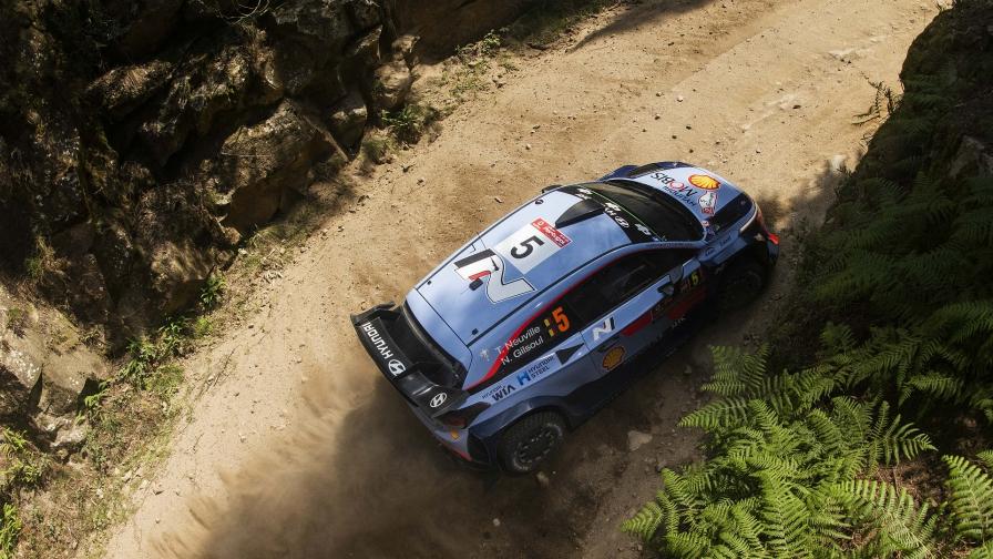 wrc-portugalia1 Thierry Neuville a castigat Raliul Portugaliei din cadrul WRC 2018
