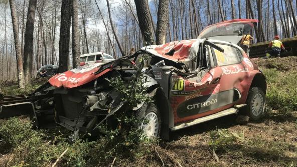 wrc-portugalia2 Thierry Neuville a castigat Raliul Portugaliei din cadrul WRC 2018
