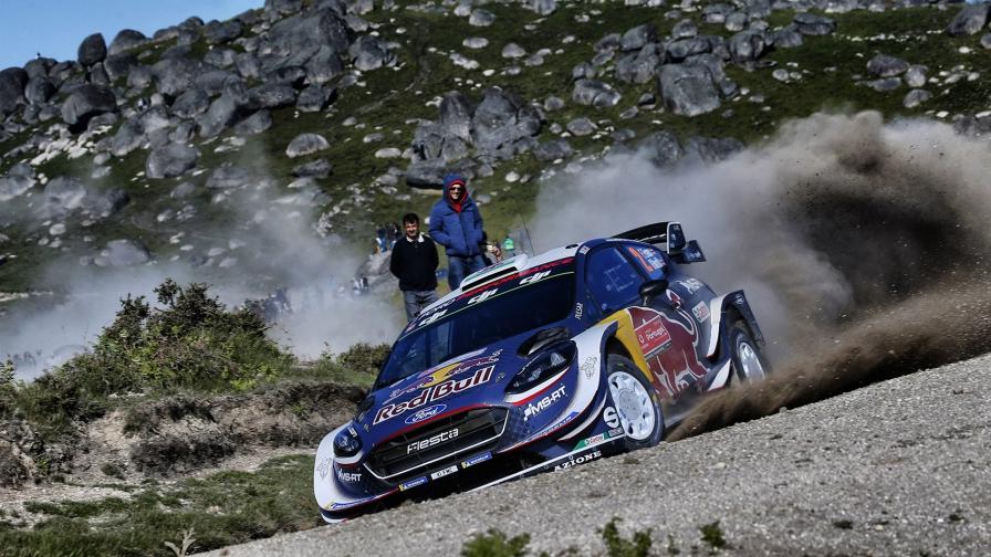 wrc-portugalia3 Thierry Neuville a castigat Raliul Portugaliei din cadrul WRC 2018