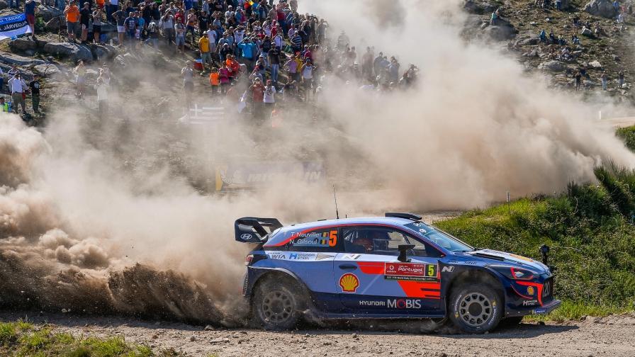 wrc-portugalia4 Thierry Neuville a castigat Raliul Portugaliei din cadrul WRC 2018