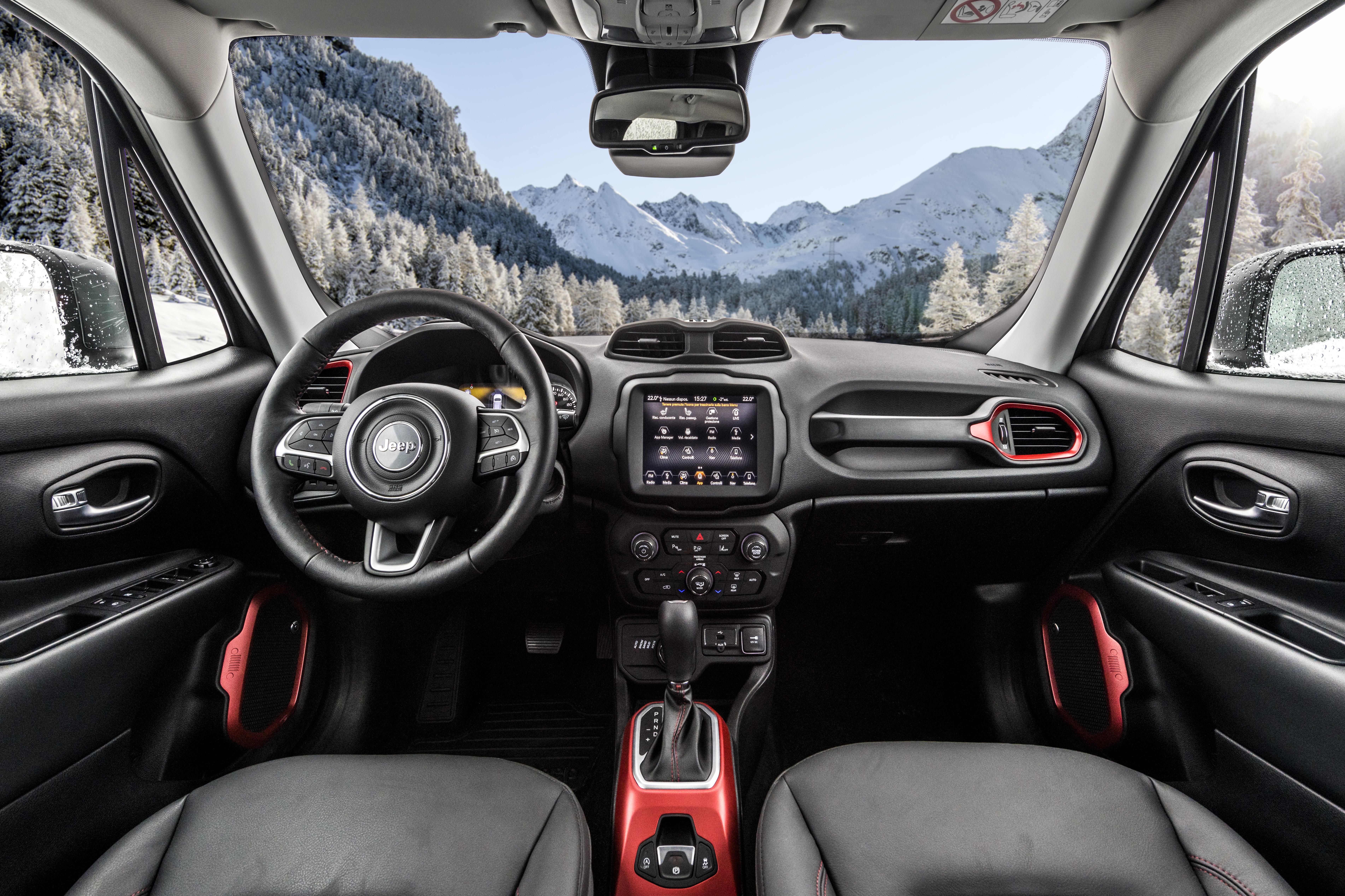 180129_Jeep_HP Noul Jeep Renegade 2019 a fost dezvaluit la Salonul Auto de la Torino