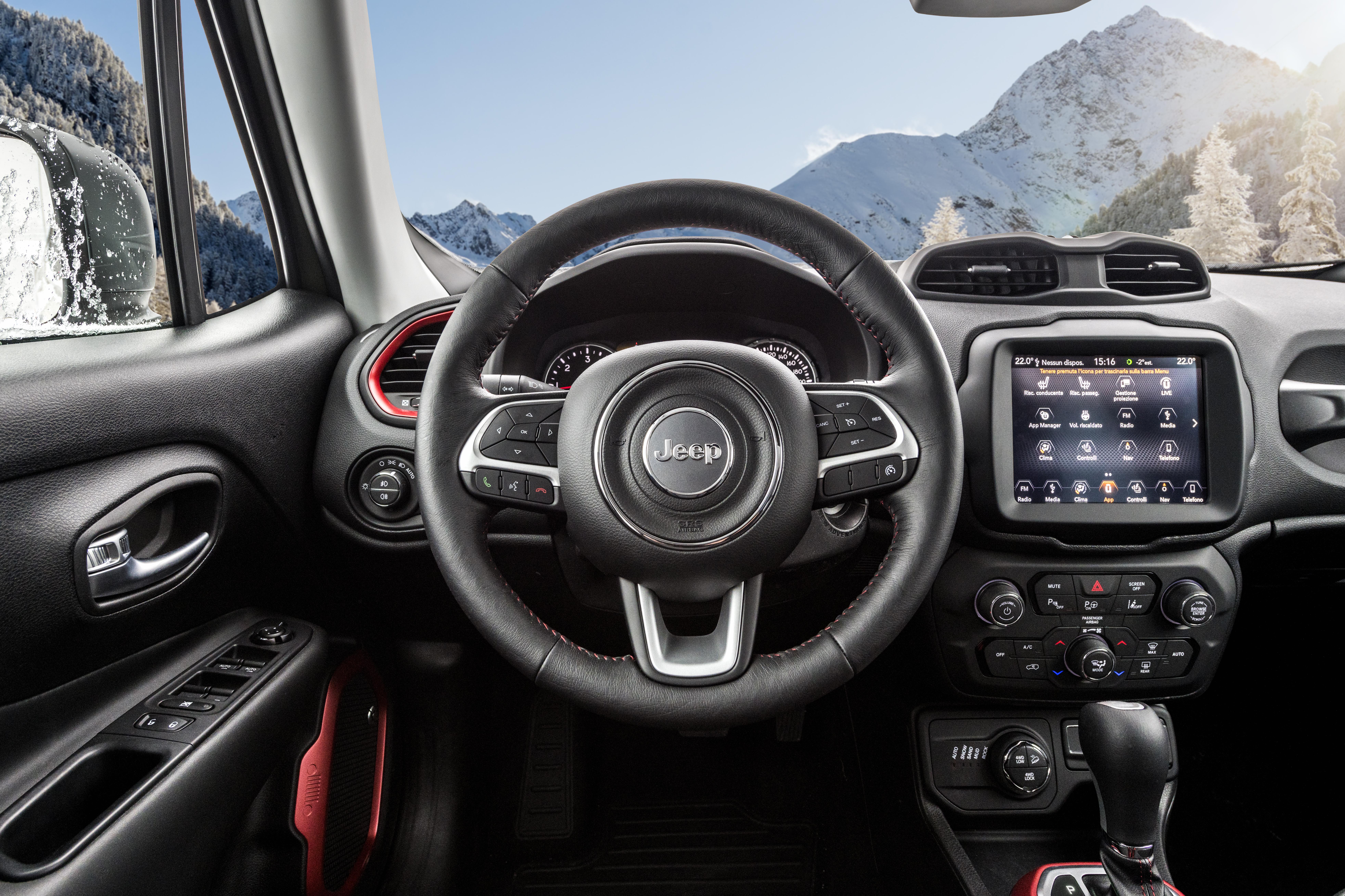180129_Jeep_Renegade-my18_04 Noul Jeep Renegade 2019 a fost dezvaluit la Salonul Auto de la Torino