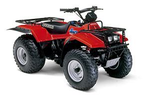 1987_lt-4wd Istoria ATV-urilor Suzuki