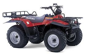 1991_kingquad Istoria ATV-urilor Suzuki
