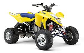 2006_quadraccer_r450 Istoria ATV-urilor Suzuki