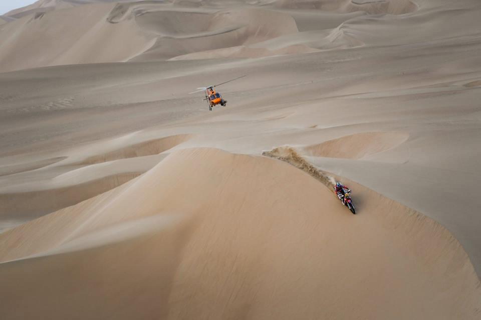 dakar2 Raliul Dakar din 2019 ar putea fi anulat!