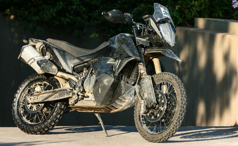 ktm KTM a dezvaluit un prototip avansat al viitorului model 790 Adventure R