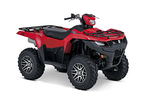 lta500 Istoria ATV-urilor Suzuki