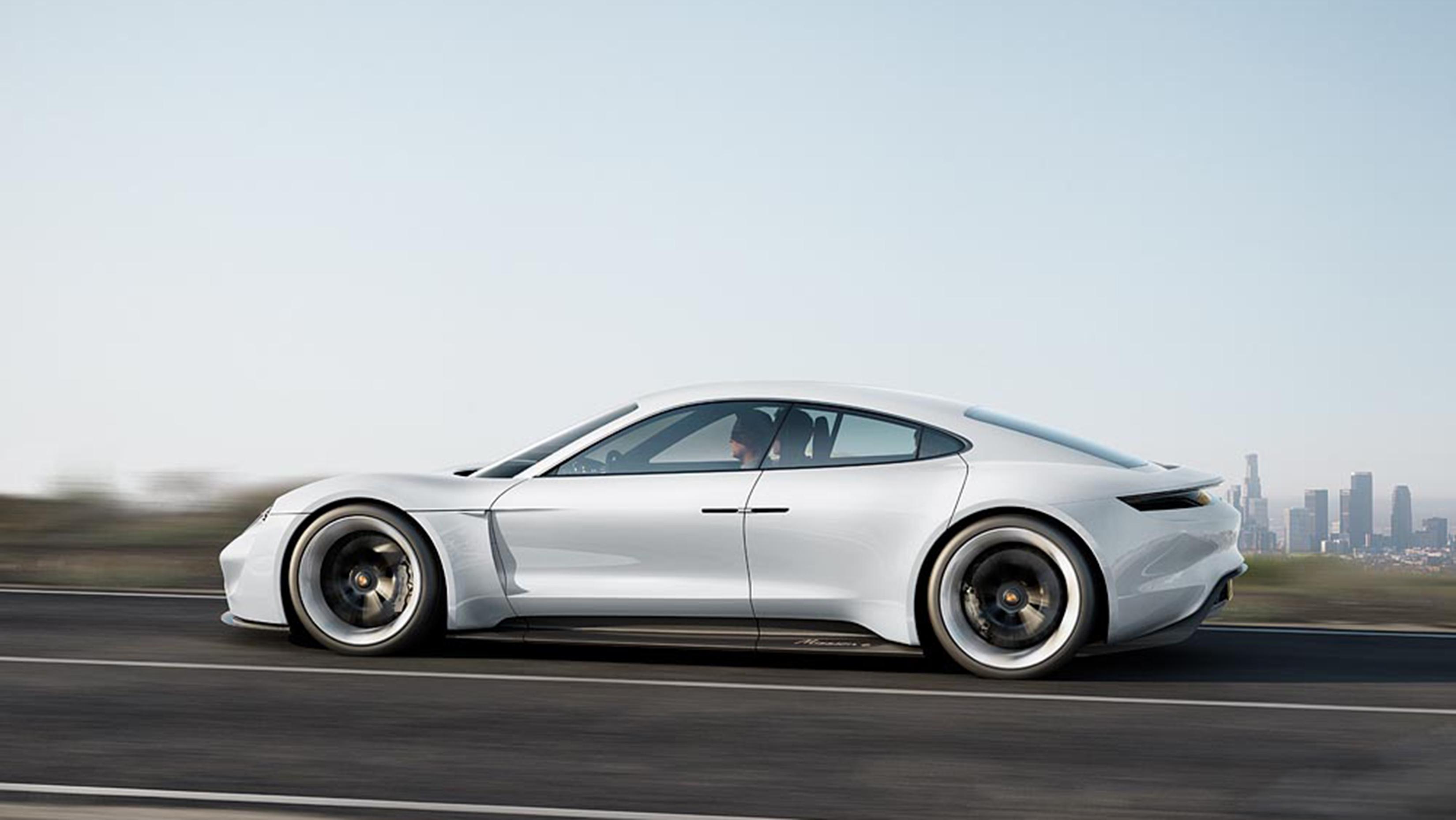 porsche-taycan1 Porsche Taycan ameninta suprematia Tesla