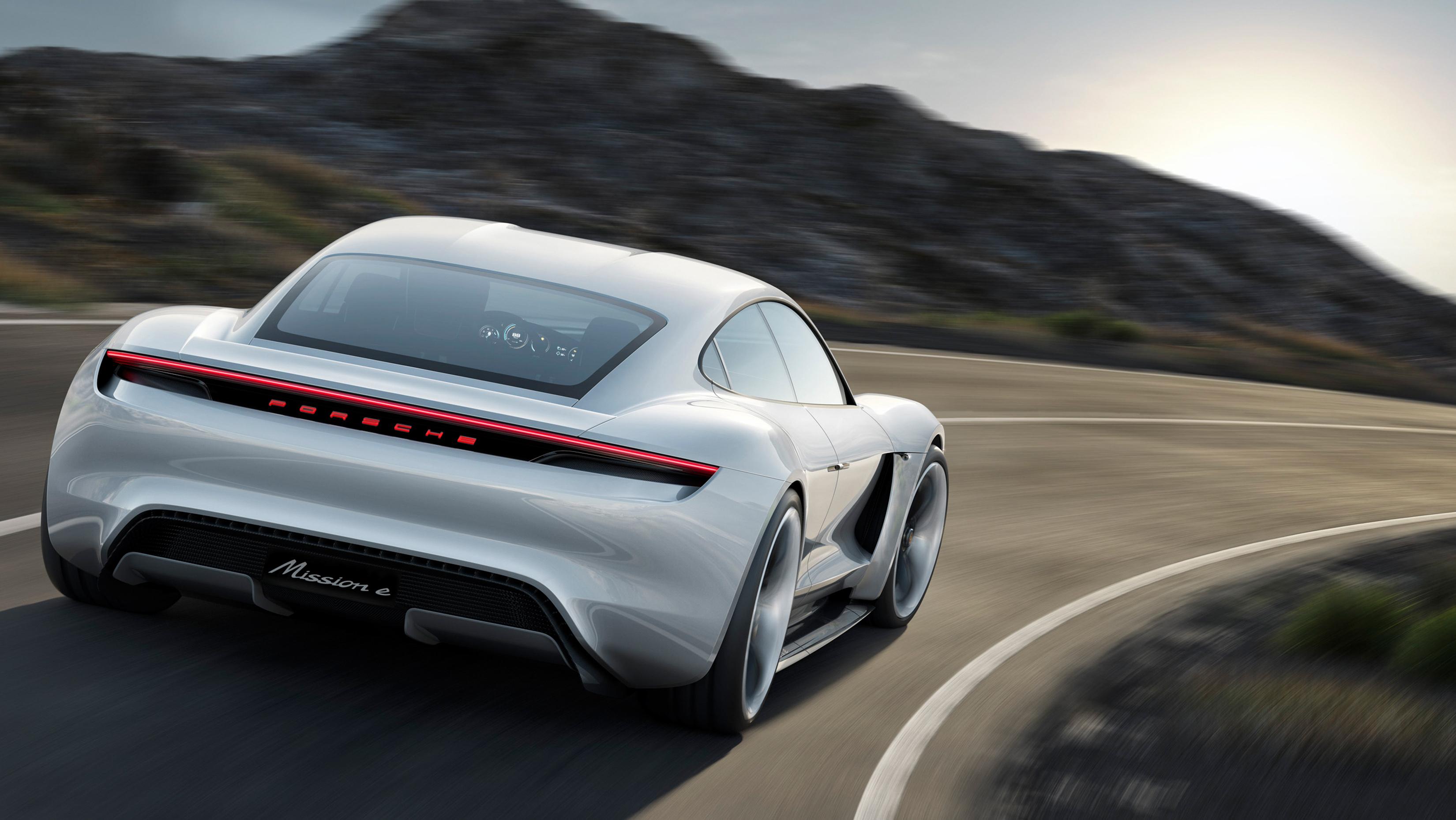 porsche-taycan3 Porsche Taycan ameninta suprematia Tesla